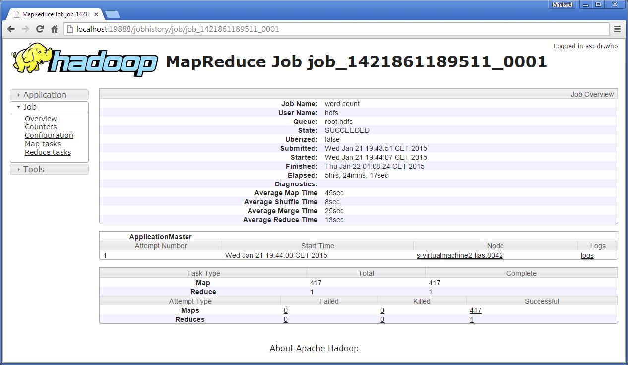 Introduction à Apache Hadoop : installation et configuration