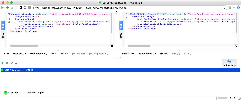 Tutoriel sur les tests fonctionnels de services web avec SOAP-UI